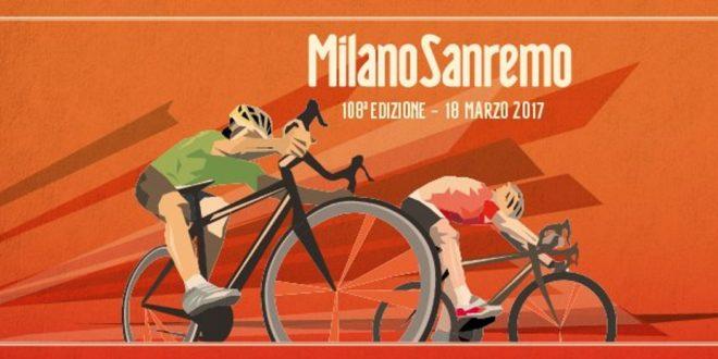 La 108 volta della Milano Sanremo