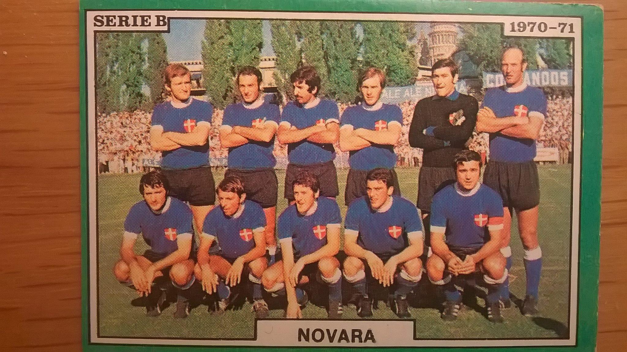 6 giugno 1971 – Novara Pisa 7-1