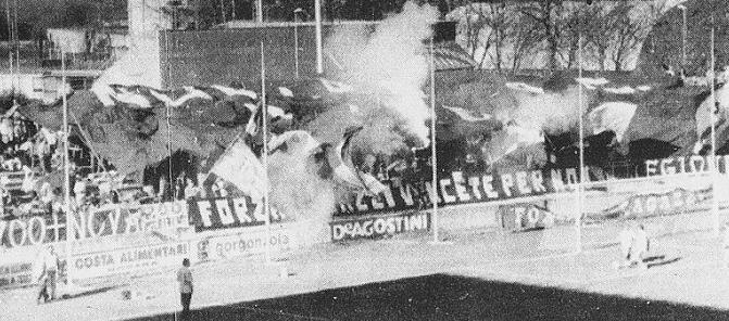 NOVARA-CARPI 1-0 16 marzo 1997