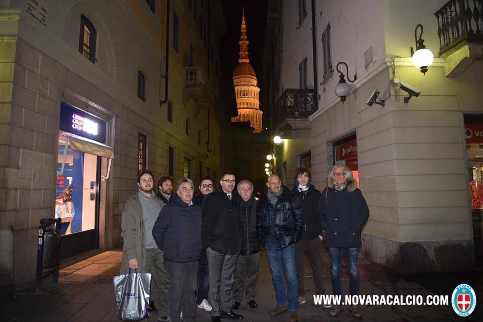 la Novara che Di Carlo voleva visitare.