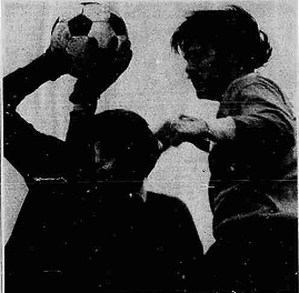 NOVARA-BRESCIA 2-0  5 dicembre 1971