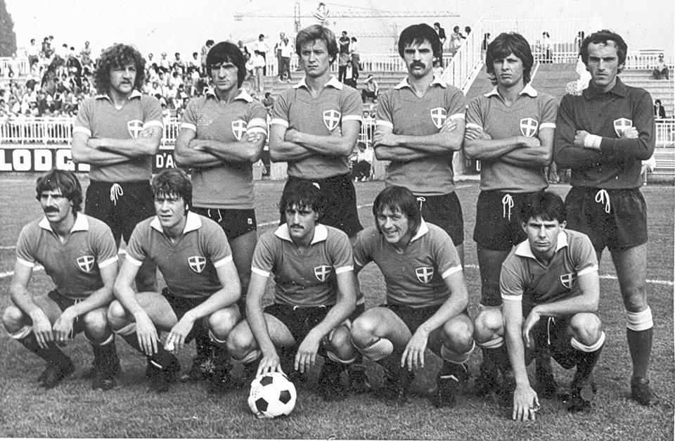 EMPOLI-NOVARA 1-0 5 ottobre 1980