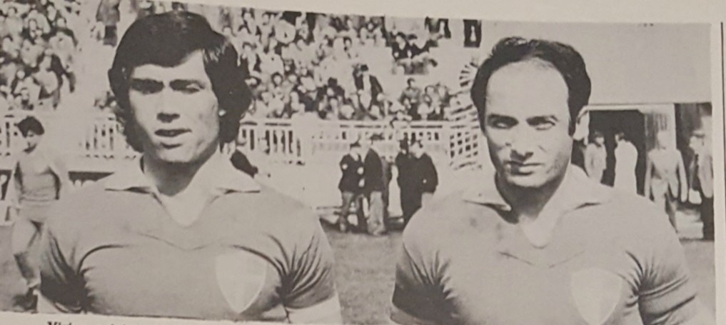 PRO VERCELLI-NOVARA 2-2 18 settembre 1977
