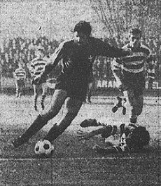 NOVARA-PRO PATRIA 3-0  17 novembre 1969