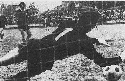 ALESSANDRIA-NOVARA 0-1 10 maggio 1970