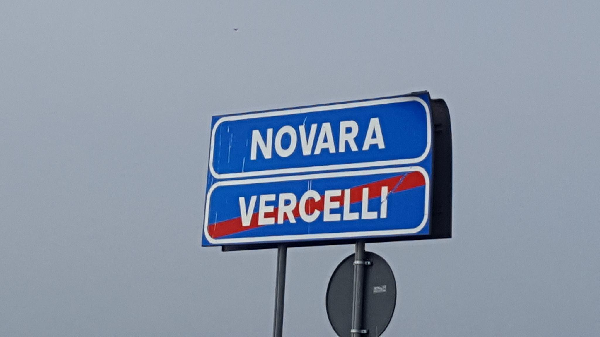 La Novara che festeggia