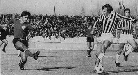 1975/76 nona puntata INAUGURAZIONE STADIO NUOVO