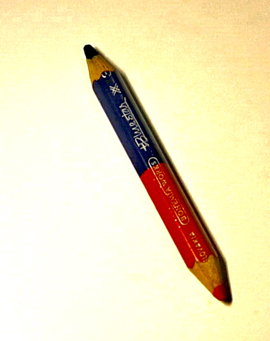 La punta alla matita
