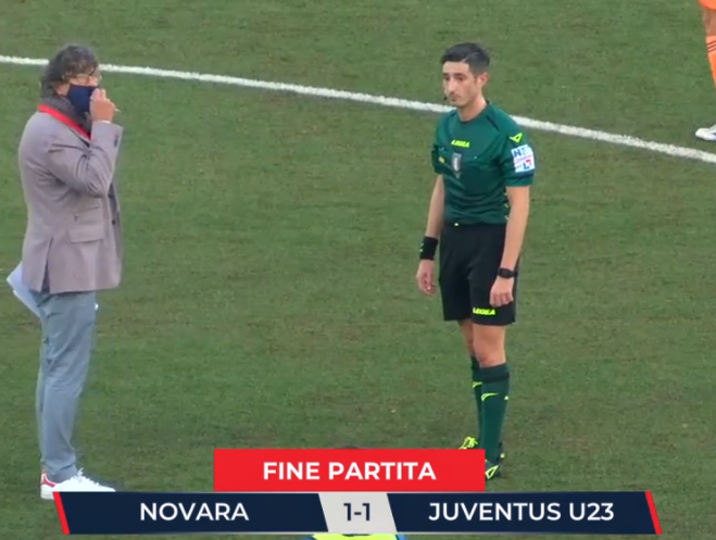 La VIDEO-MOVIOLA di Novara-Juve U23
