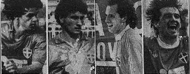 ENTELLA-NOVARA 0-2 17 maggio 1987