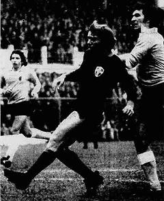 NOVARA-PESCARA 1-0 10 novembre 1974