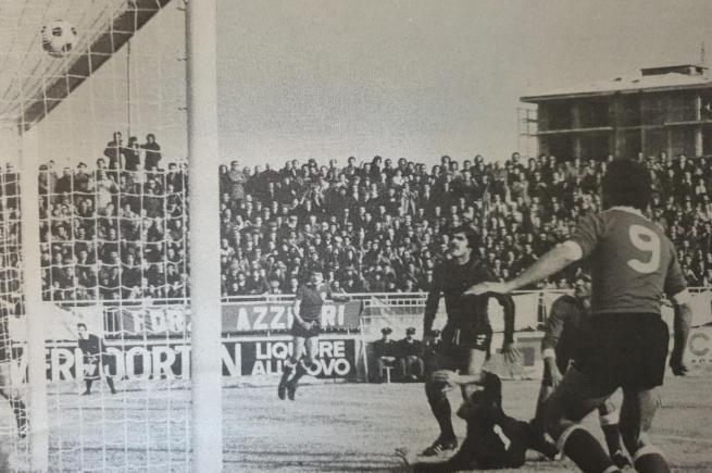 1975/76 UNDICESIMA PUNTATA – FOGGIA fine girone di andata