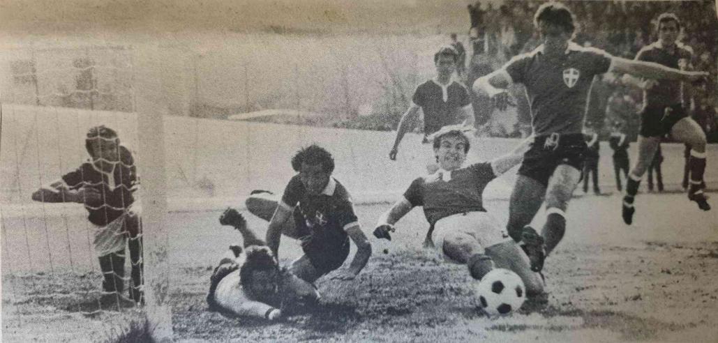 1975/76 diciassettesima puntata REGGIANA e VARESE