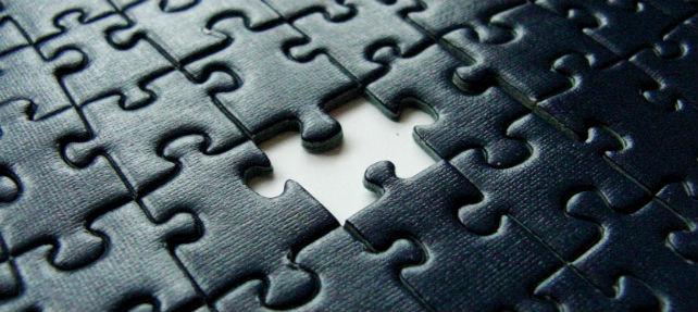 Le caselle del puzzle