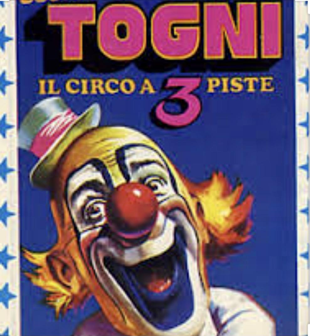 il circo Togni