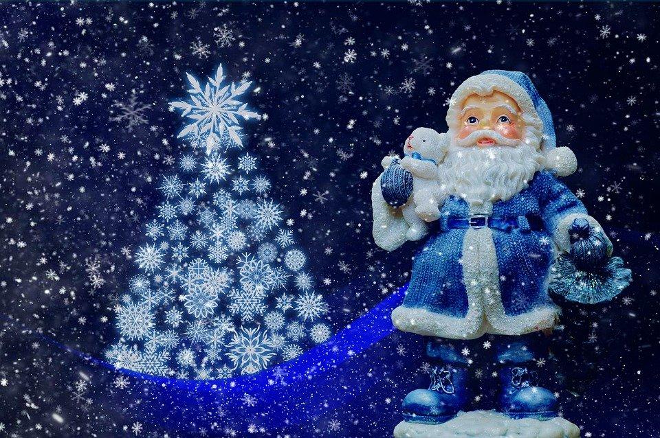 Augüri da bun Nadal … ma mia a tüti!