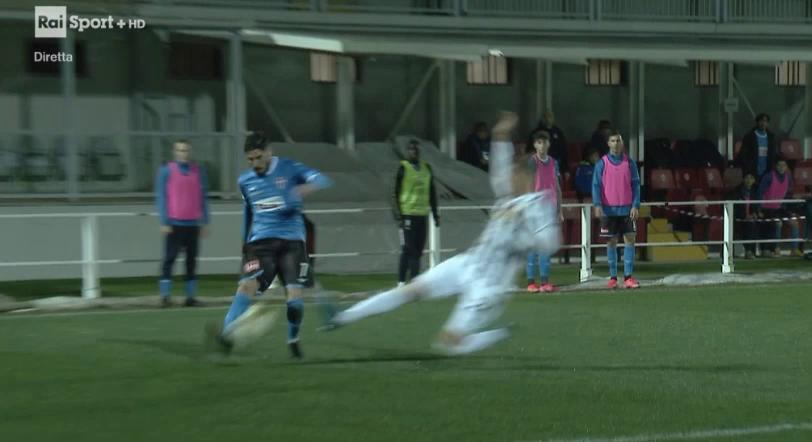 La VIDEO-MOVIOLA di Juve U23-Novara